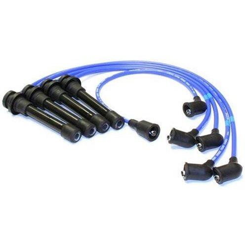 NGK Spark Plug Wires for KA24DE