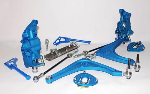 Wisefab Front Kit for Scion FR-S & Subaru BRZ
