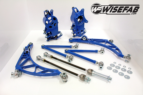Wisefab Front Kit for Mazda Miata MX-5 &RX-8 '05-'15