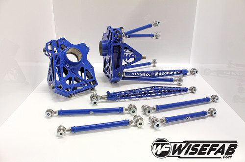 Wisefab Rear Suspension Kit for Mazda Miata MX-5 &RX-8 '05-'15