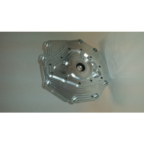"""Collins Adapters - LS Engine to 350Z 370Z VQ 6-Speed Trans Adapter Plate With 11"""" Clutch Disc"""