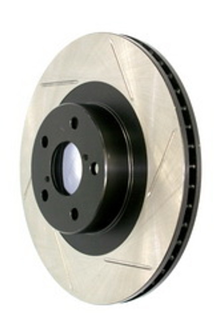 StopTech Sport Slotted Front Brake Rotors for FD RX7