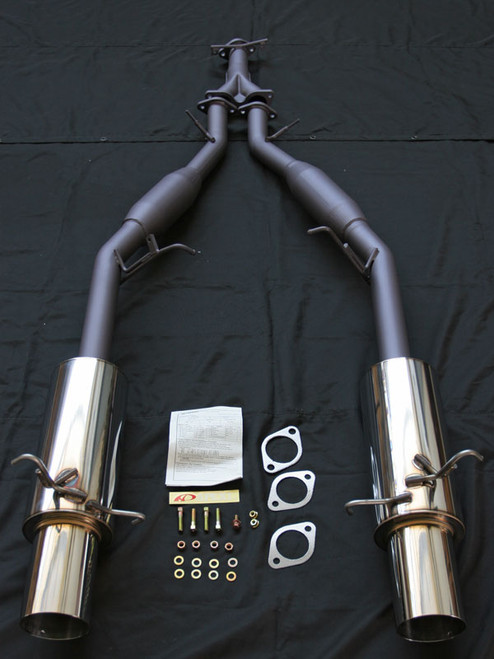 APEX'i Dual N1 Cat Back Exhaust for FC RX7