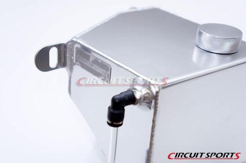 Circuit Sports Aluminum Coolant Reserve Tank Ver. 2 for Mazda Miata '90-'97
