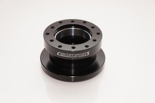 Circuit Sports Aluminum Steering Wheel Hub Adapter for Mazda Miata RX-7 RX-8