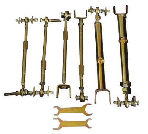 Xcessive Rear Adjustable Arms 89-92 Cressida