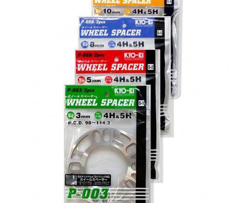 Project Kics Universal Wheels Spacers