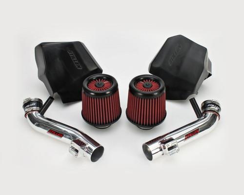 Stillen Gen 2 Long Tube Dual Intake Dry Filter 07-08 G35 4Dr/ 08-12 G37 2Dr/09-13 G37 4Dr/ Q40/ Q60