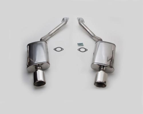 Stillen Rear Section Exhaust System 09-15 Maxima