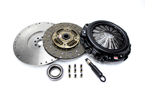 """Competition Clutch and Flywheel - Nissan 350z and G35 """"White Bunny"""" Upgrade for VQ35DE - FULL FACE DISK"""