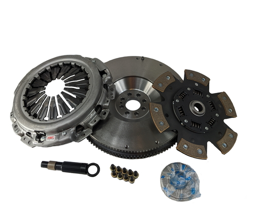 """Competition Clutch - Nissan 350z and G35 """"White Bunny"""" Upgrade for VQ35DE  - 6 PUCK"""
