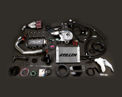 Stillen Supercharger System 09-13 G37 Sedan / 15 Q40 - Polished (No Cable)