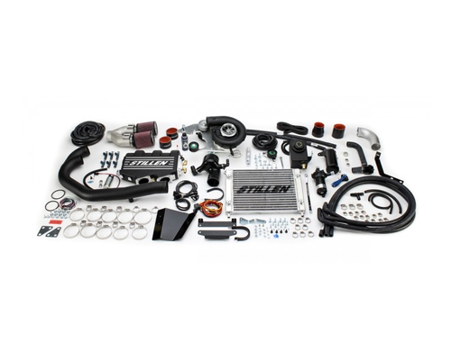 Stillen Supercharger System 08-13 G37 Coupe - Black