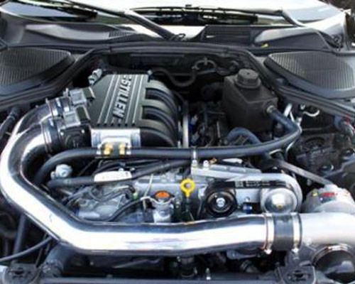 Stillen Supercharger System 09-11 370Z (Not Nismo)- Satin S/C (Out Of Us May Need 407772)