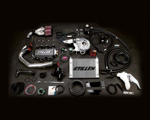 Stillen Supercharger System 12-17 370Z (Not Nismo) - Satin S/C (2011 Out Of Us May Need This) (No Cable)