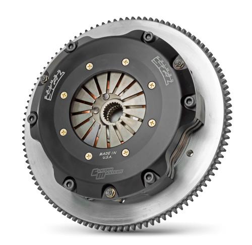 ClutchMasters Twin Disc Clutch Kit w/ Aluminum Flywheel for SR20DET