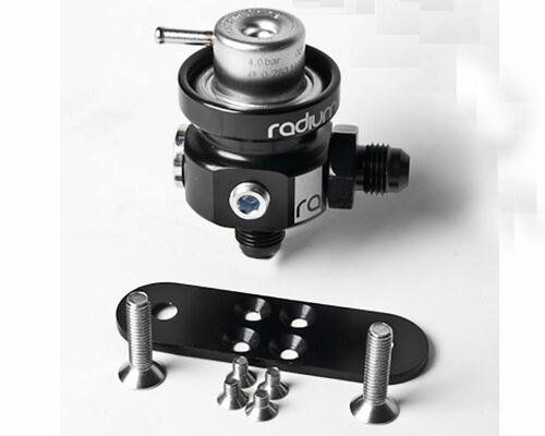 Radium Fuel Press Regulator, With 3 Bar Bosch Regulator