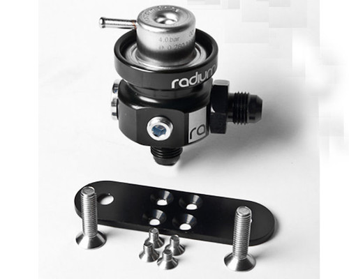 Radium Fuel Press Regulator, With 4 Bar Bosch Regulator