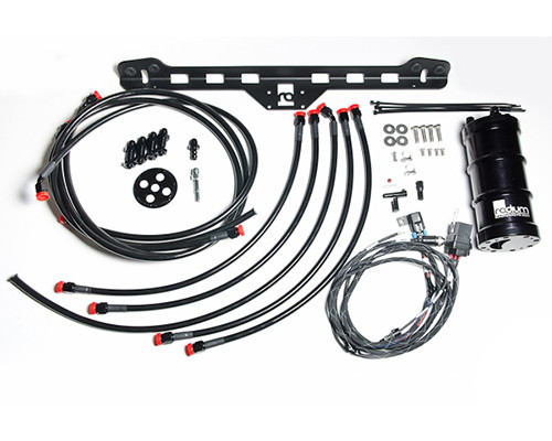 Radium Fuel Surge Tank Kit, Bmw E46, Excluding Convertible, Fst Sold Separately