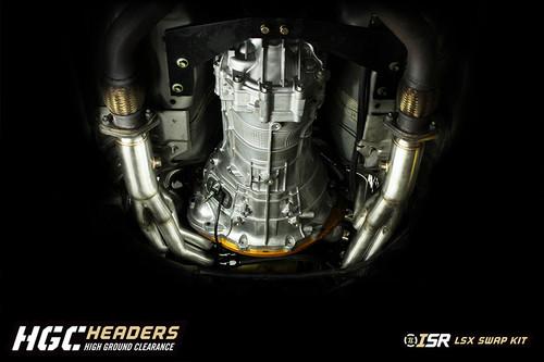 ISR Performance LS / T56 Swap Mounts for Nissan 350Z Z33 03-08