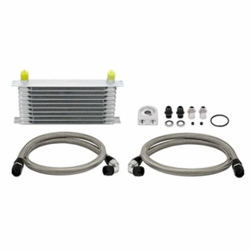 Mishimoto Universal Oil Cooler Kit - 10 Row