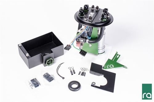 Radium Fuel Hanger, Subaru, Pumps Not Included, Walbro Gss342, Aem 50-1000