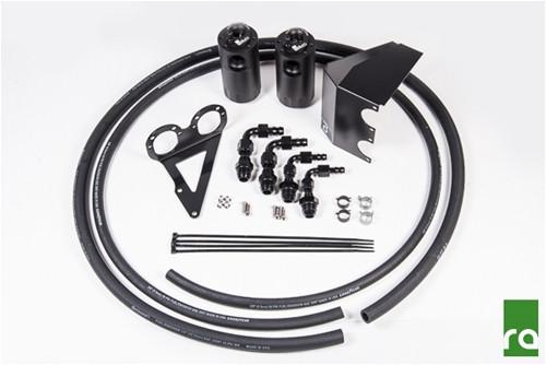 Radium Dual Catch Can Kit, 08-14 Subaru Impreza WRX & STI