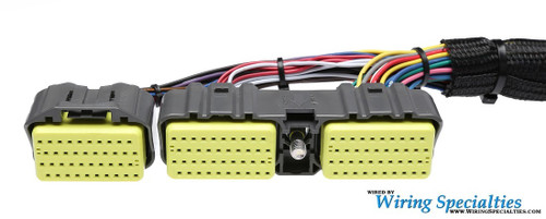 wiring specialties 2jzgte vvti pro series wiring harness for bmw e36