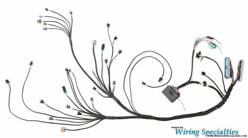 Wiring Specialties LSx Canbus Pro Series Wiring Harness for Nissan 350Z  G35