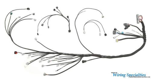 Wiring Specialties 2JZGTE VVTI Pro Series Wiring Harness for Mazda RX-7 FD