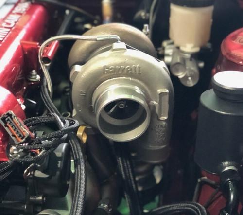 Garrett GT2871R Turbo Top Mount T3 Inlet / GT31 V Band Outlet for SR / KA / RB