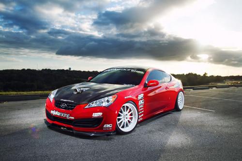 ISR Performance / ER Spec - LS1 Swap Kit - Hyundai Genesis Coupe