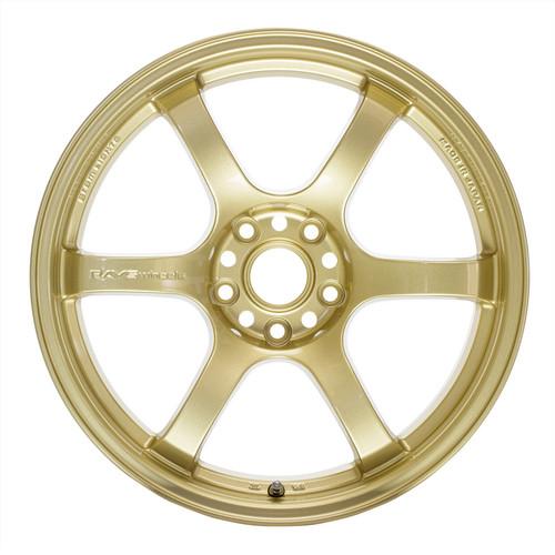 GramLights Gold 57DR Wheel 18x9.5 5x114.3 38mm