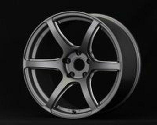 GramLights Matte Graphite Machining 57C6 Wheel 18x9.5 5x114.3 12mm