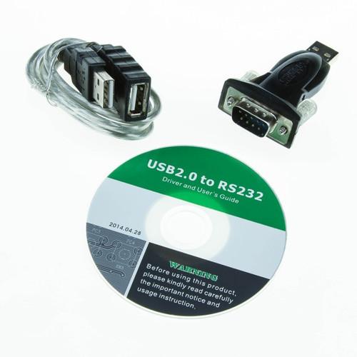 DIYAutoTune USB to Serial Adapter