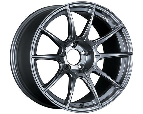 SSR GTX01 Wheel Dark Silver 19x8.5 5x114.3 38mm