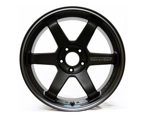 Volk Racing TE37 RT Black Edition Wheel 18x9.5 5x120 22mm