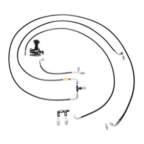 Chase Bays Brake Line relocation Inbay OEMC for Nissan 350Z/G35
