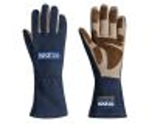 Sparco Gloves Land Classic X-Small Nvy