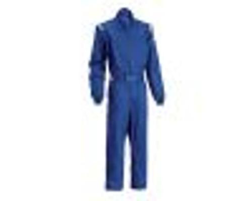 Sparco Suit Driver LRG Blue