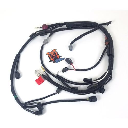 Wiring Specialties S14 KA24DE Lower Harness for 240SX S14