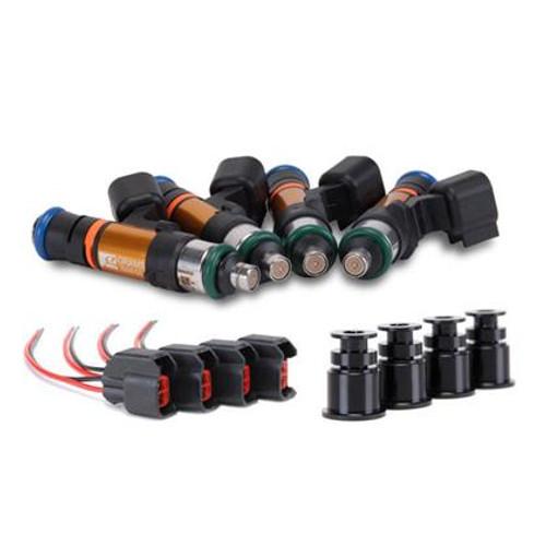 Grams Performance 1000cc Fuel Injectors (Set of 6) for Toyota 2JZGTE