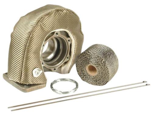 DEi Titanium Thermal Turbo Shield - T3/T4/T6 Turbochargers