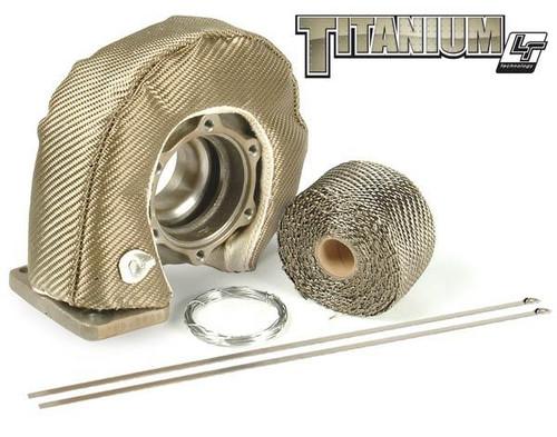 DEi Titanium Thermal Turbo Shield - T25/T28 Turbochargers