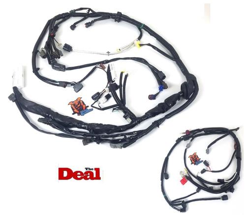Wiring Specialties OEM Series Combo Harness for Nissan 240sx '95-'96 w/ S14 KA24DE