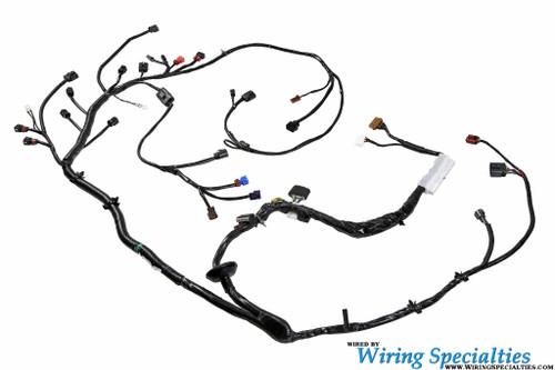 Wiring Specialties OEM Series Combo Harness for Nissan 240sx '89-'94 w/ S13 KA24DE