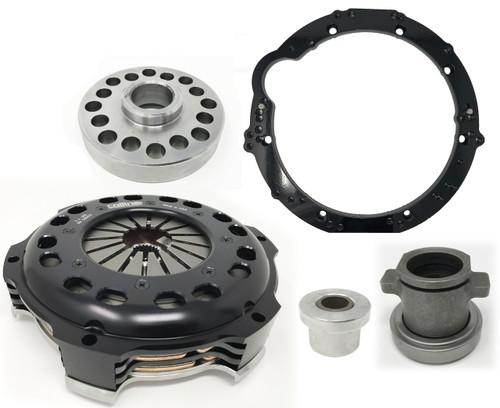 Collins Performance Technologies JZ to 350Z(CD009) 370Z(JK40C) Swap Kit