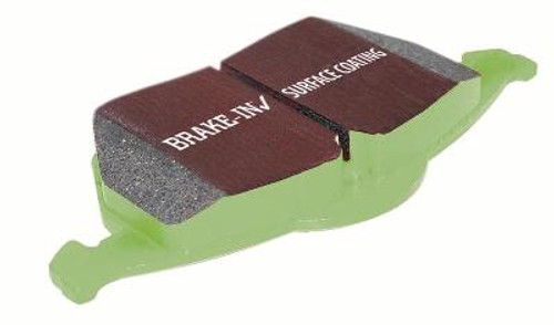 EBC Greenstuff Brake Pads (Front) - Subaru Impreza / 2.5RS 98-02
