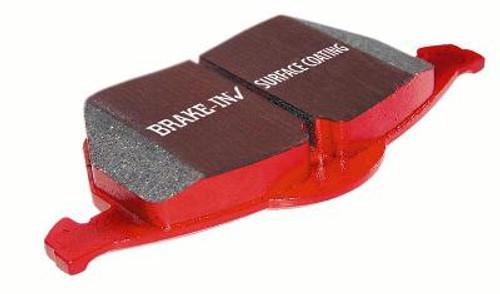 EBC Redstuff Brake Pads (Rear) - Subaru Impreza / 2.5RS 98-02