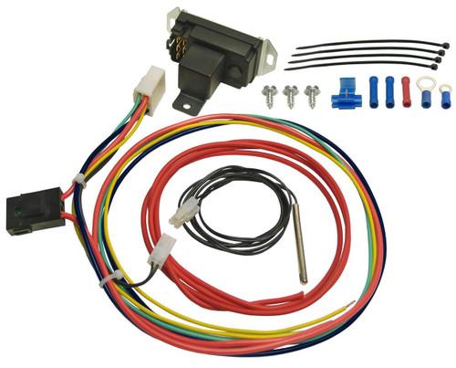 Derale (16759) Adjustable Electric Fan Controller w/ Rad Probe